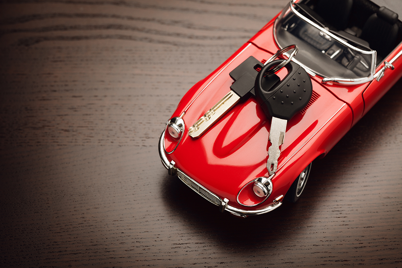 Nous avons les clés